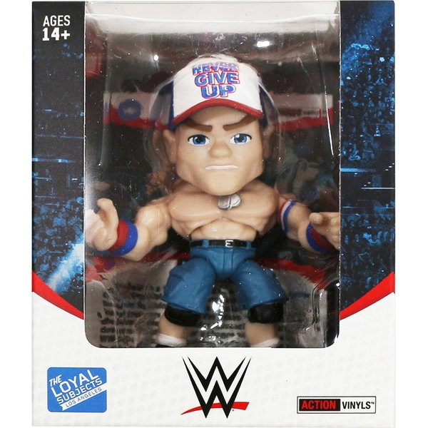 A Brock Lesnar-WWE Loyal Subjects Mini Figure