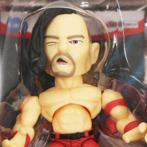 WWE Shinsuke Nakamura(中邑真輔) レッドver. Loyal Subjects Vinyl Figure|bdrop|02