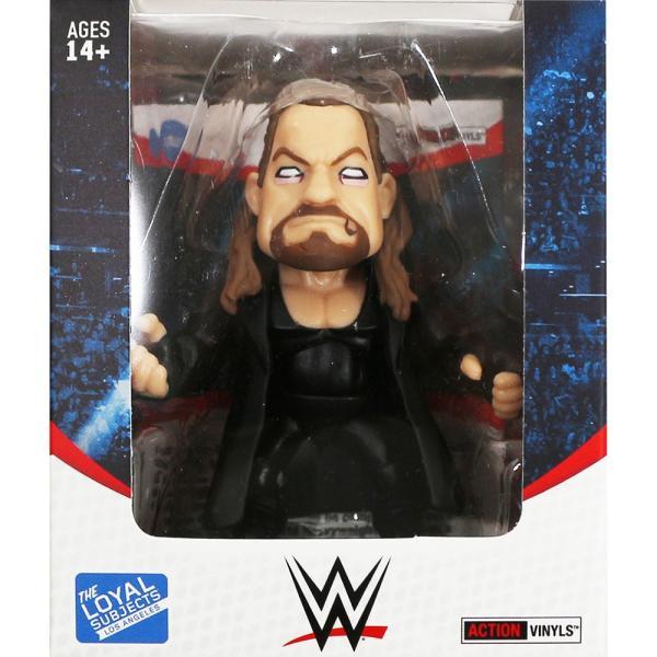 WWE Undertaker(アンダーテイカー) Loyal Subjects Vinyl Figure|bdrop