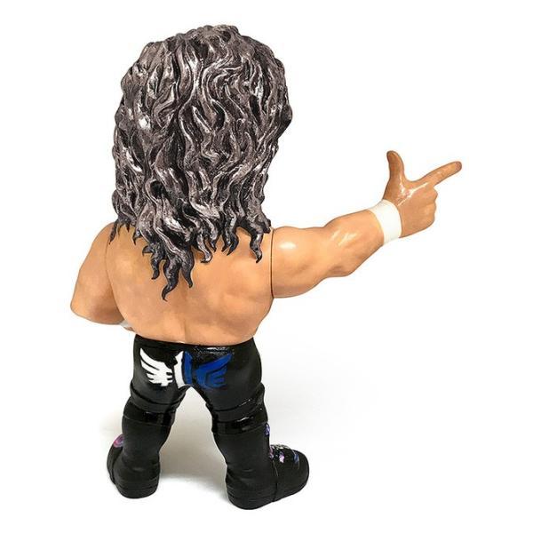新日本プロレス/NJPW 16dソフビコレクション ケニー・オメガ シルバーVer. bdrop 03
