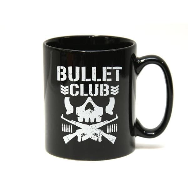 新日本プロレス NJPW マグカップ BULLET CLUB(ブラック) bdrop