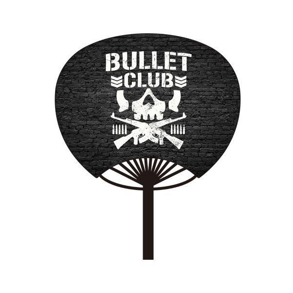 新日本プロレス NJPW うちわ BULLET CLUB (2018)|bdrop
