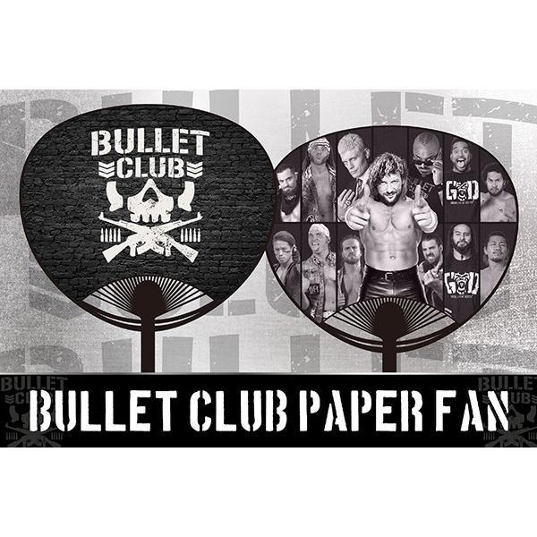 新日本プロレス NJPW うちわ BULLET CLUB (2018)|bdrop|03