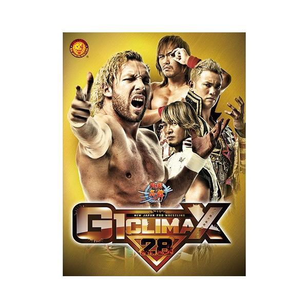 新日本プロレス NJPW G1 CLIMAX 28 パンフレット|bdrop