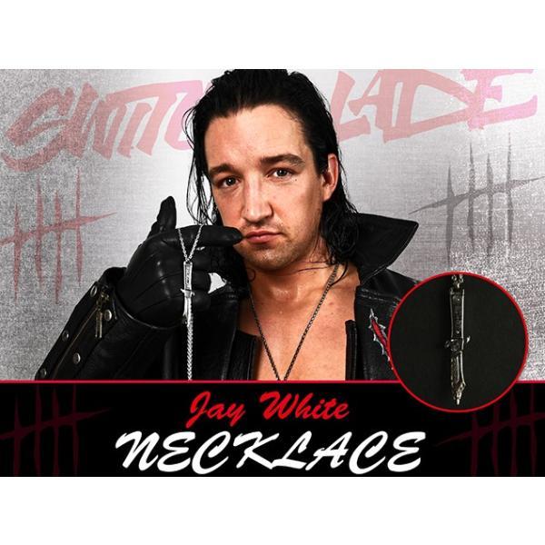 新日本プロレス NJPW ジェイ・ホワイト ネックレス|bdrop|03