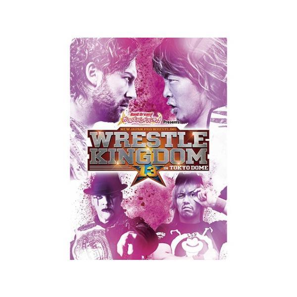 新日本プロレス NJPW WRESTLE KINGDOM 13 大会記念 パンフレット(2019)|bdrop
