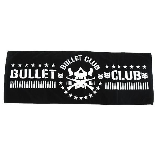 新日本プロレス NJPW BULLET CLUB(バレットクラブ) スポーツタオル|bdrop