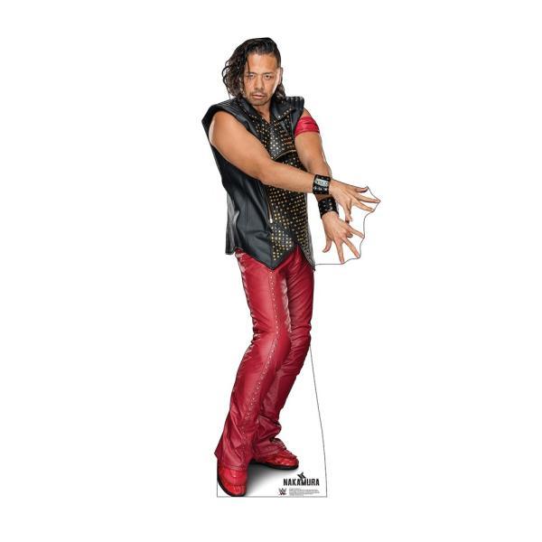 WWE Shinsuke Nakamura(中邑真輔) カードボードパネル|bdrop