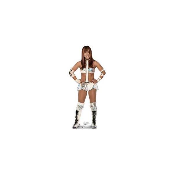 WWE Kairi Sane(カイリ・セイン) カードボードパネル|bdrop