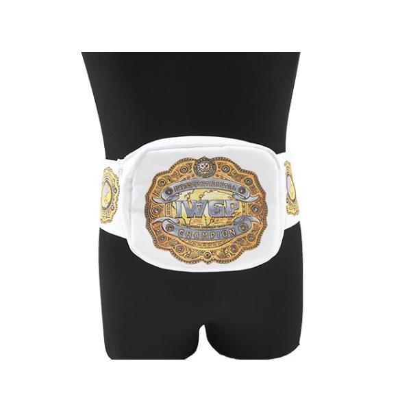 新日本プロレス NJPW IWGPインターコンチネンタルチャンピオンベルト ウエストバッグ|bdrop|05