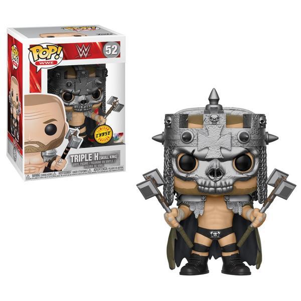 WWE Triple H(トリプルH) Skull King Limited Edition FUNKO/ファンコ POP VINYL ミニフィギュア|bdrop