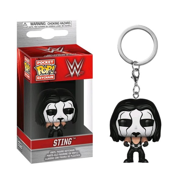 WWE Sting (スティング) FUNKO/ファンコ POCKET POP! キーチェーン|bdrop