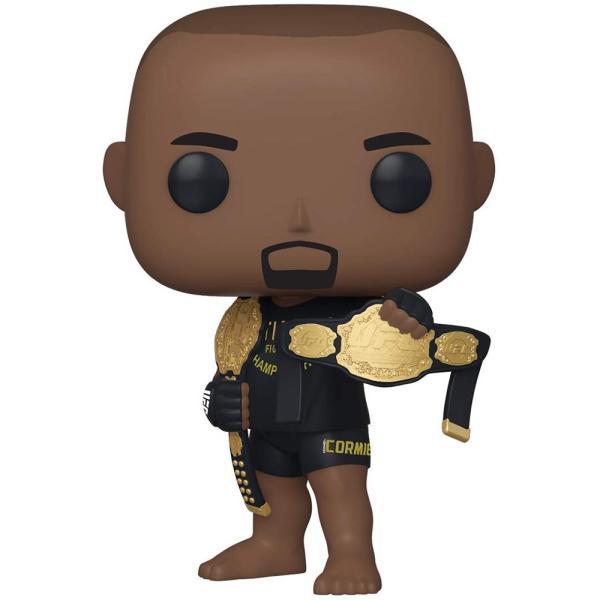 UFC Daniel Cormier(ダニエル・コーミエ) FUNKO/ファンコ POP VINYL ミニフィギュア|bdrop