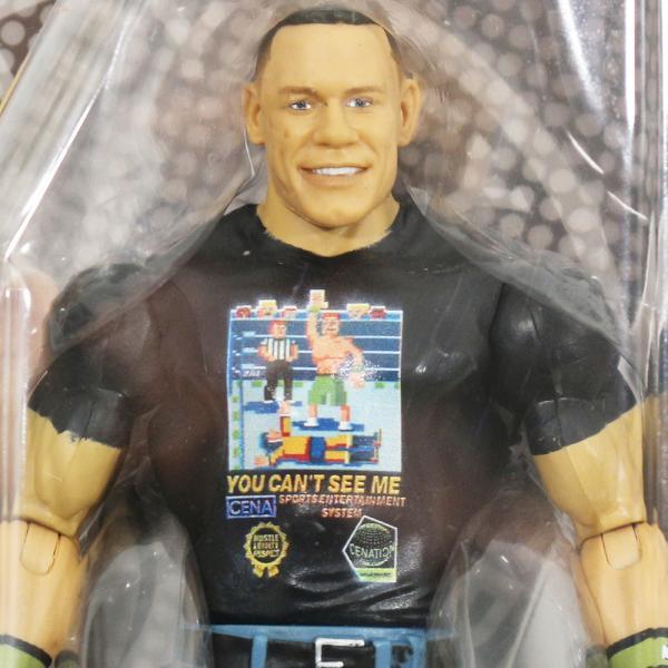 WWE Mattel Basic100 John Cena(ジョン・シナ)|bdrop|02