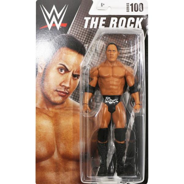 WWE Mattel Basic100 The Rock(ザ・ロック)|bdrop