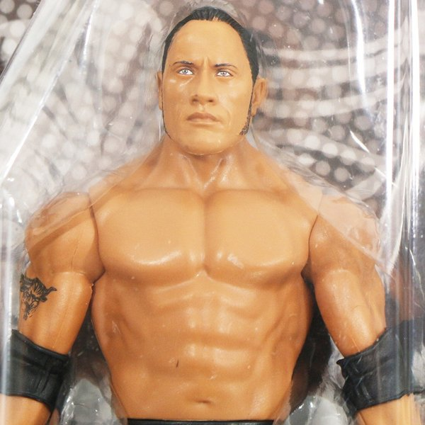 WWE Mattel Basic100 The Rock(ザ・ロック)|bdrop|02