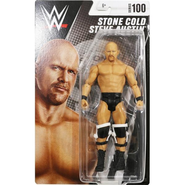 WWE Mattel Basic100 Steve Austin(スティーブ・オースチン) bdrop