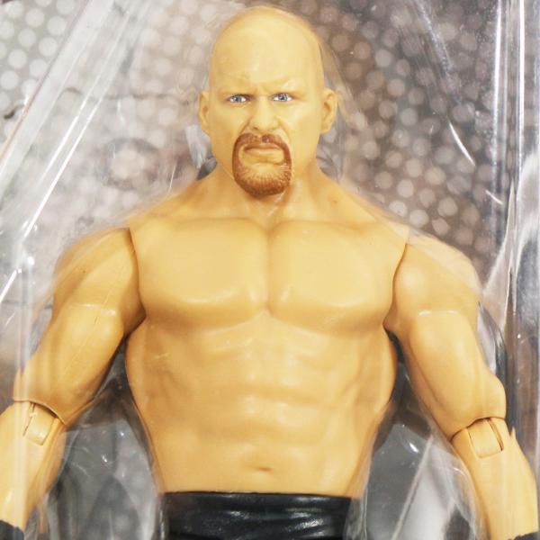 WWE Mattel Basic100 Steve Austin(スティーブ・オースチン) bdrop 02