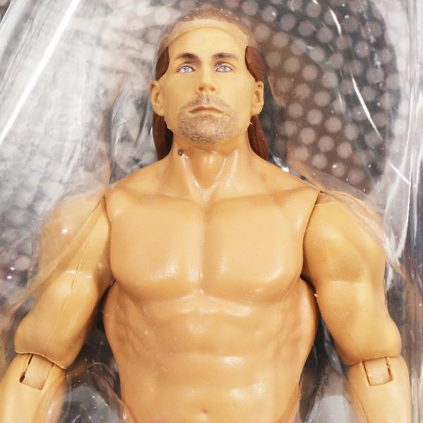 WWE Mattel Basic100 HBK Shawn Michaels(ショーン・マイケルズ)|bdrop|02