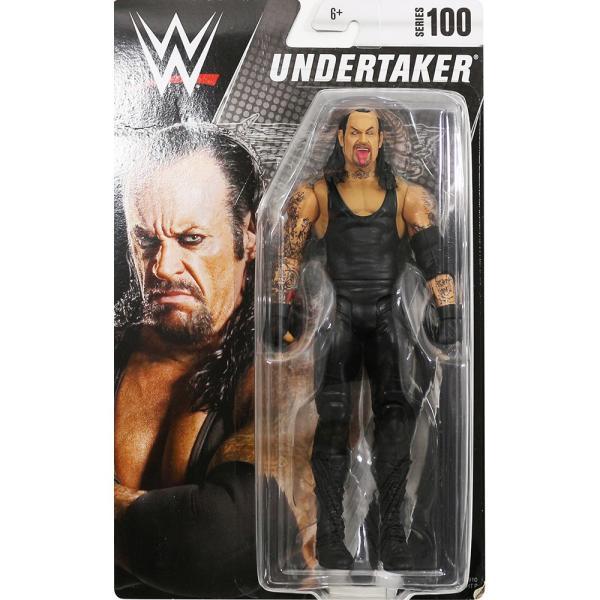WWE Mattel Basic100 Undertaker(アンダーテイカー)|bdrop