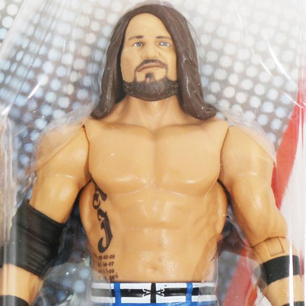WWE Mattel Basic101 AJ Styles(AJスタイルズ)|bdrop|02