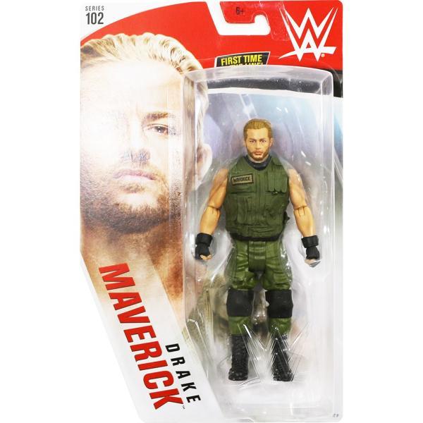 WWE Mattel Basic102 Drake Maverick(ドレイク・マーベリック) bdrop