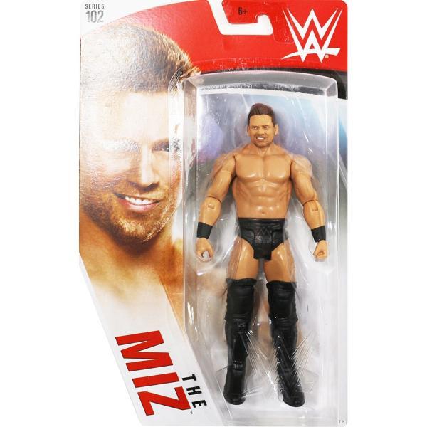 WWE Mattel Basic102 The Miz(ザ・ミズ)|bdrop