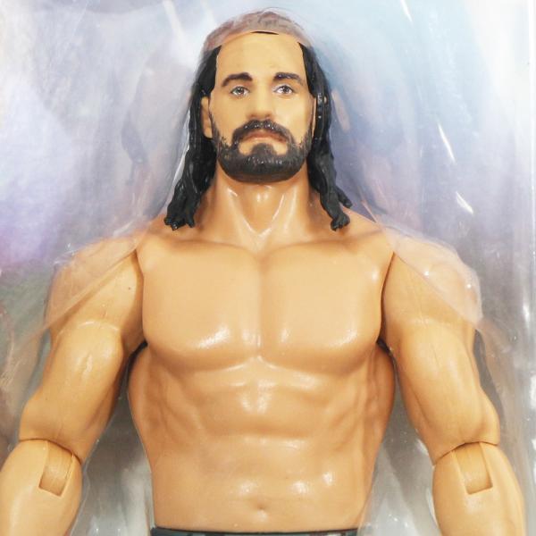 WWE Mattel Basic102 Seth Rollins(セス・ローリンズ)|bdrop|02
