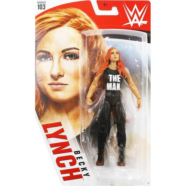 WWE Mattel Basic103 Becky Lynch(ベッキー・リンチ)|bdrop