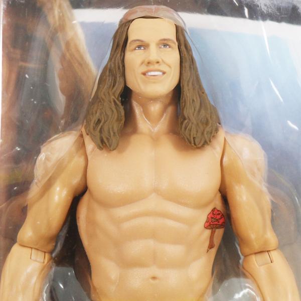WWE Mattel Basic103 Matt Riddle(マット・リドル)|bdrop|02
