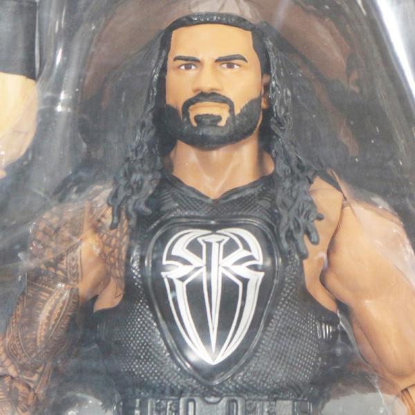WWE BATTLE PACKS 54 Bruan Strowman & Roman Reigns(ブラウン・ストローマン/ローマン・レインズ) fig180606|bdrop|03