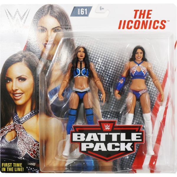 WWE BATTLE PACKS 61 The IIconics:Billie Kay & Peyton Royce(ジ・アイコニックス:ビリー・ケイ/ペイトン・ロイス)|bdrop