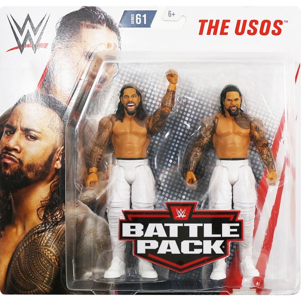 WWE BATTLE PACKS 61 The Usos(ウーソズ)|bdrop