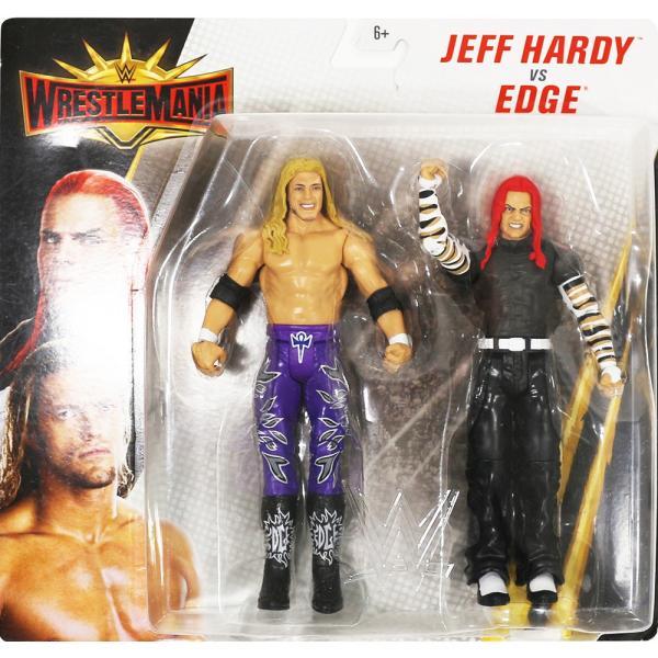 WWE WrestleMania 35 Jeff Hardy & Edge(ジェフ・ハーディ/エッジ)|bdrop