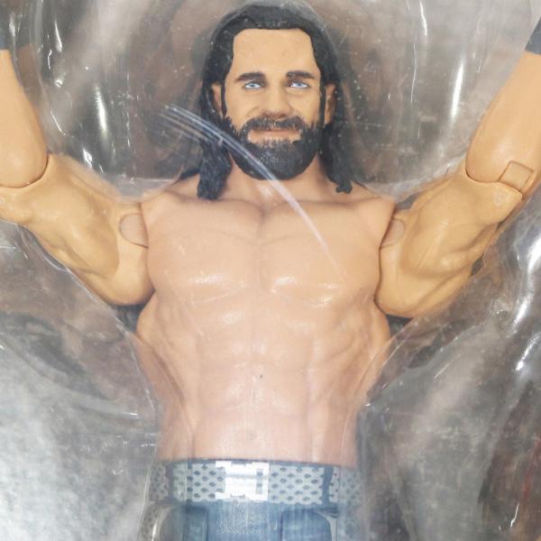 WWE WrestleMania 35 Seth Rollins & The Miz(セス・ローリンズ/ザ・ミズ)|bdrop|02