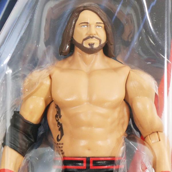 WWE Mattel Basic87 AJ Styles(AJスタイルズ)|bdrop|02