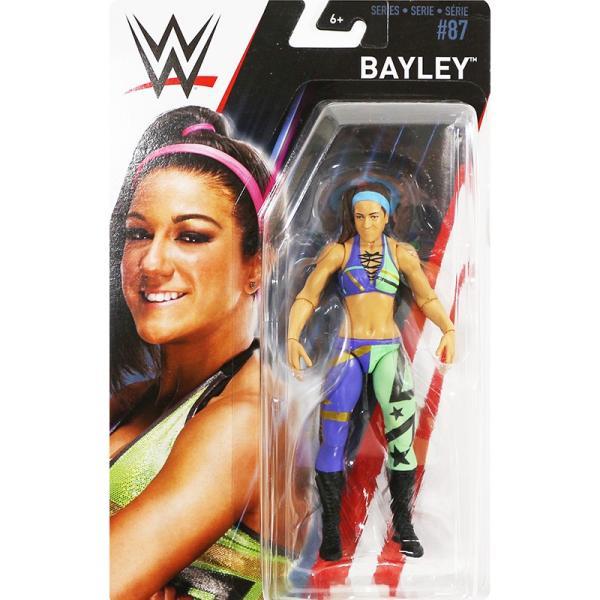 WWE Mattel Basic87 Bayley(ベイリー)|bdrop