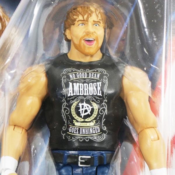 WWE Mattel Basic87 Dean Ambrose(ディーン・アンブローズ)|bdrop|02