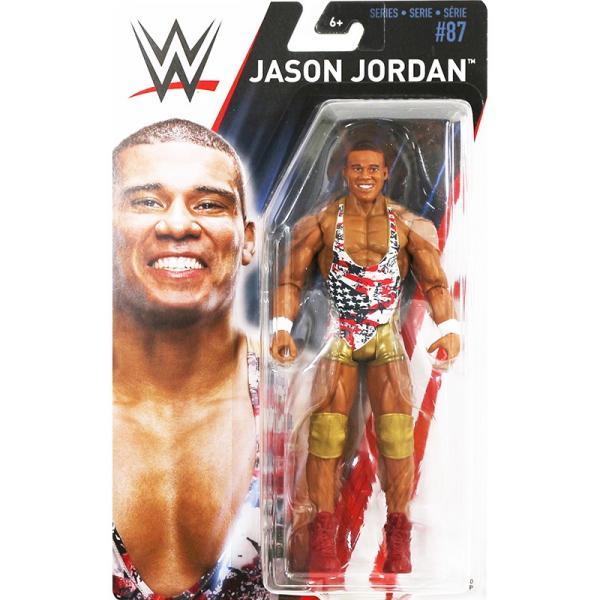 WWE Mattel Basic87 Jason Jordan(ジェイソン・ジョーダン)|bdrop