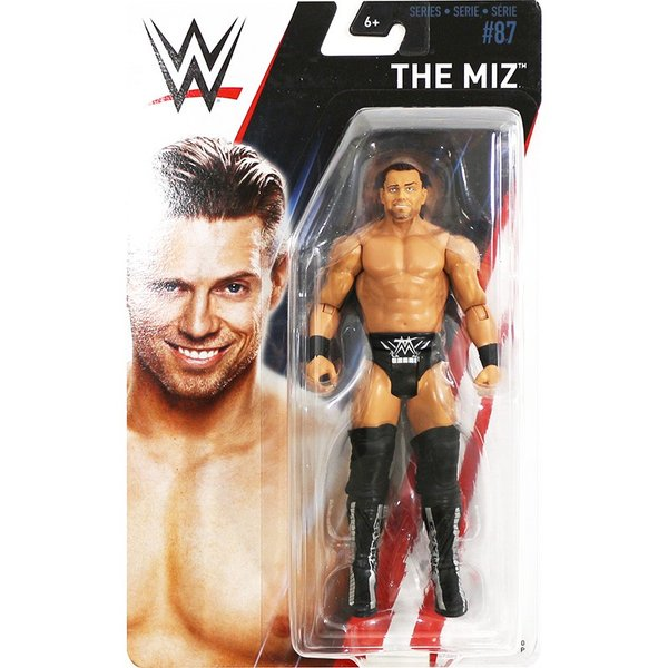 WWE Mattel Basic87 The Miz(ザ・ミズ)|bdrop