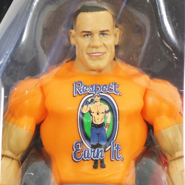 WWE Mattel Basic88 John Cena(ジョン・シナ) bdrop 02