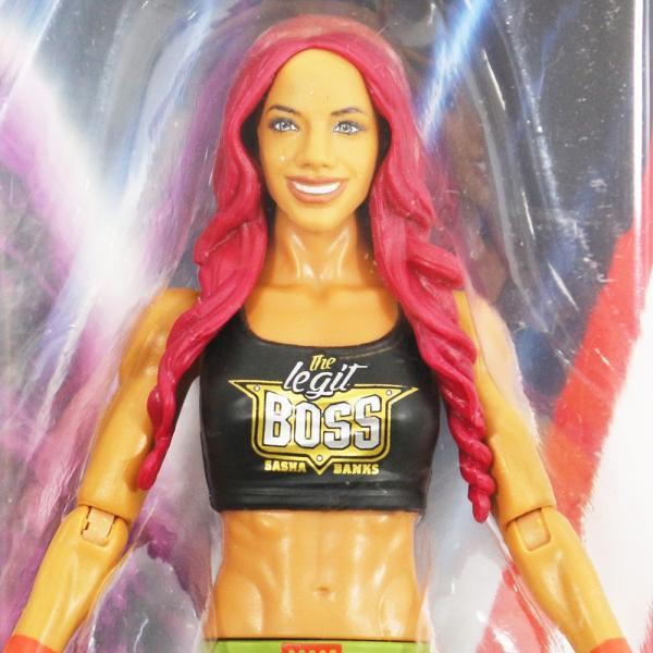 WWE Mattel Basic88 Sasha banks(サシャ・バンクス)|bdrop|02