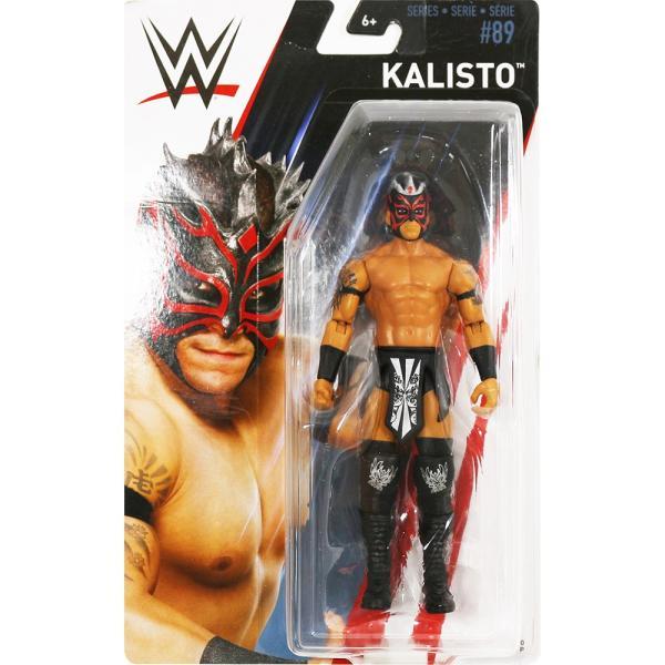 WWE Mattel Basic89 Kalisto(カリスト)|bdrop