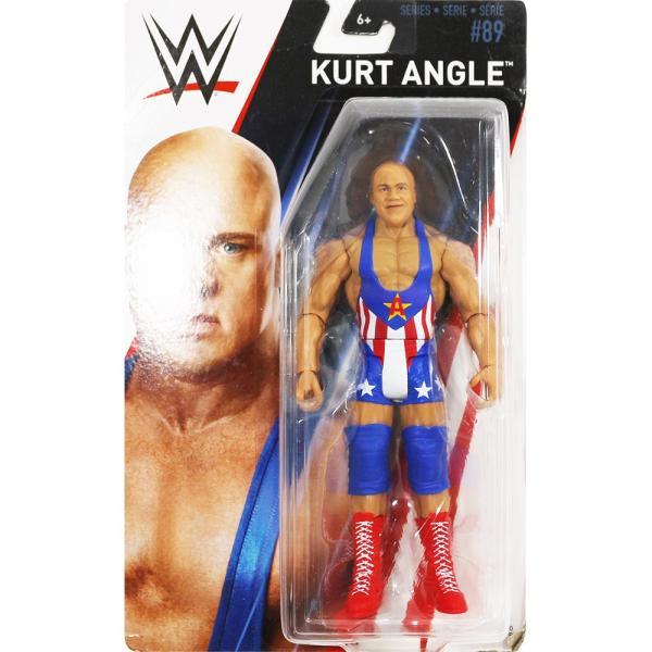 WWE Mattel Basic89 Kurt Angle(カート・アングル)|bdrop