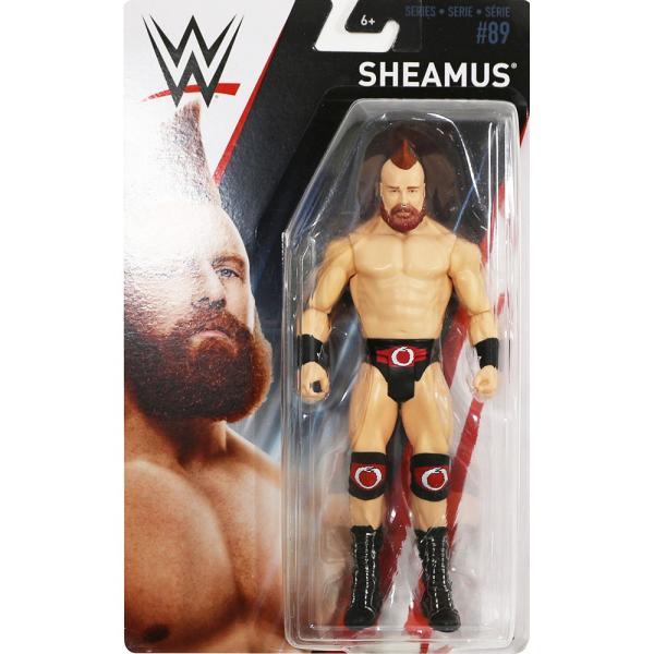 WWE Mattel Basic89 Sheamus(シェイマス)|bdrop