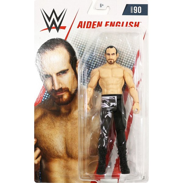 WWE Mattel Basic90 Aiden English(エイデン・イングリッシュ)|bdrop