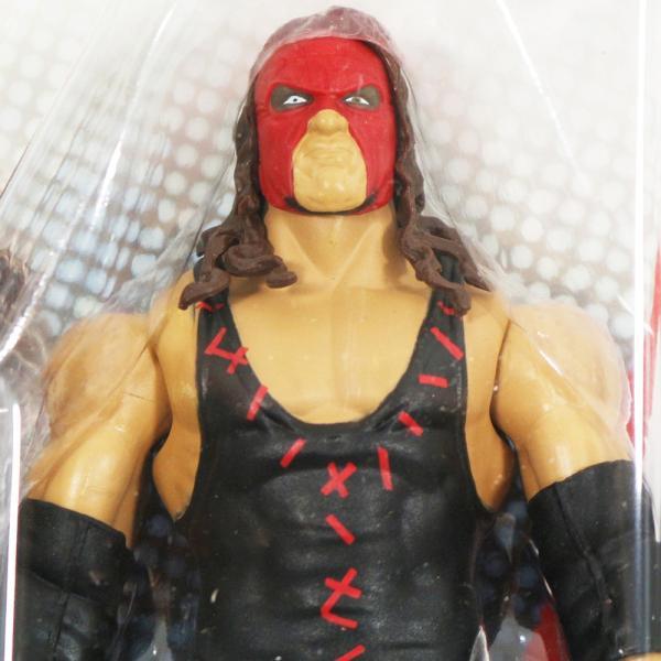 WWE Mattel Basic90 Kane(ケイン)|bdrop|02