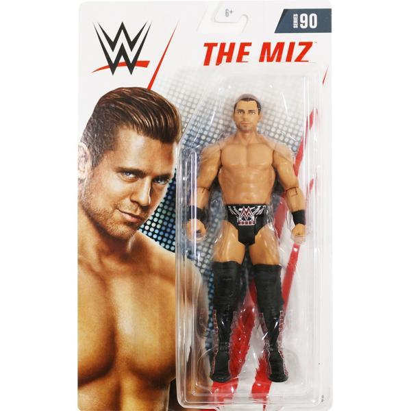 WWE Mattel Basic90 The Miz(ザ・ミズ) bdrop