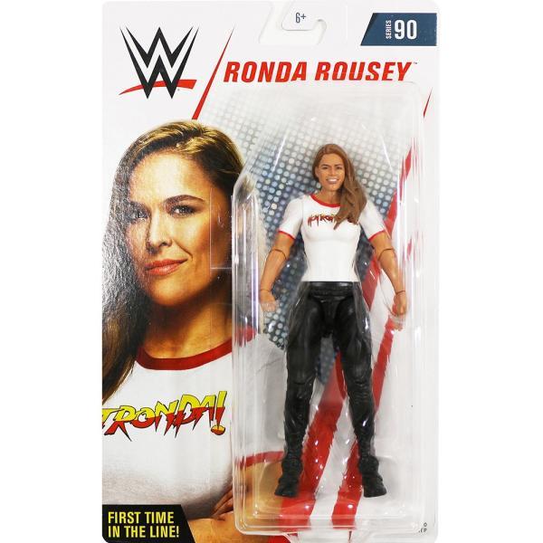 WWE Mattel Basic90 Ronda Rousey(ロンダ・ラウジー)|bdrop