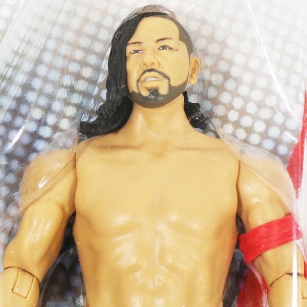 WWE Mattel Basic91 Shinsuke Nakamura(中邑真輔)|bdrop|02